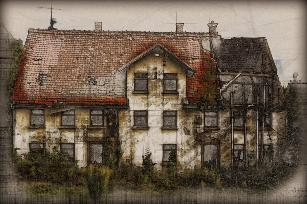 Kritische Punkte beim Kauf von alten Häusern